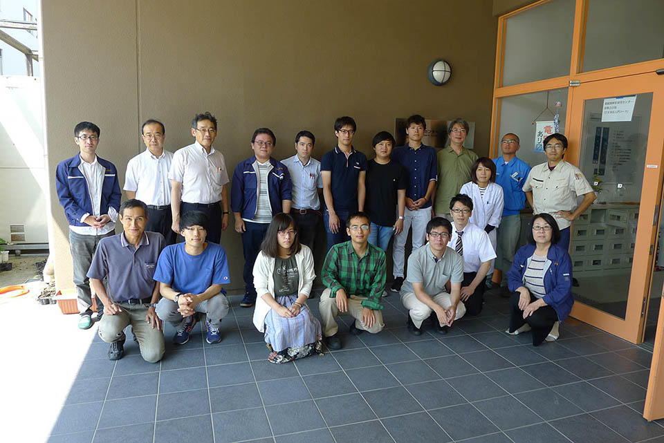 集合写真 (九州大学)